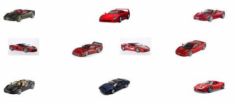 Modellini Auto Da Collezione