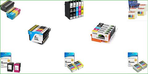 Cartucce Per Stampanti Compatibili