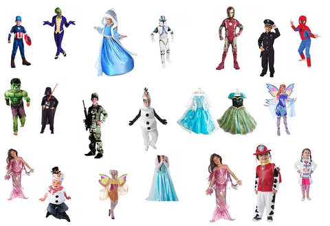Costumi Di Carnevale Per Bimbi