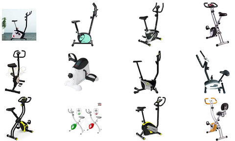 Cyclette Per Fitness In Casa