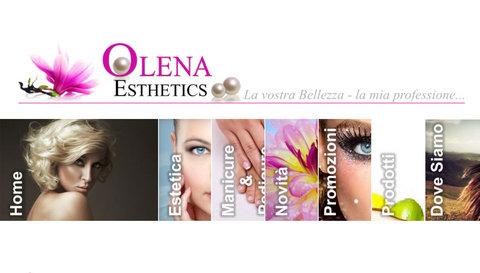 Estetista Di Bellezza E Massaggi Olena Esthetics