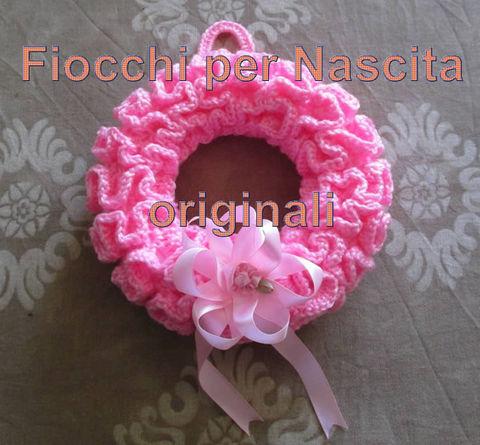 Fiocchi Per Nascita Originali Shop Online