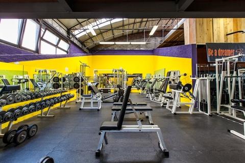 Fitness Palestra Rawgym