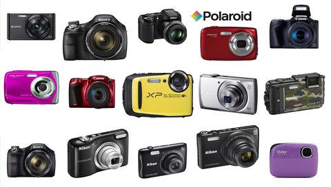 Fotocamere Digitali Compatte E Reflex