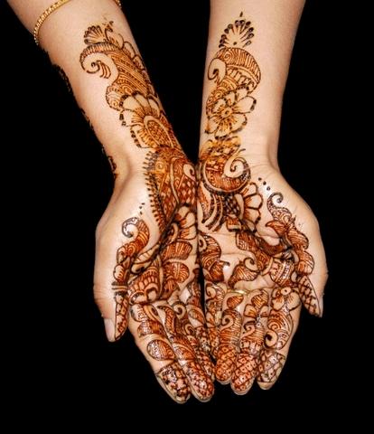 Hennè Per Tatuaggi Temporanei