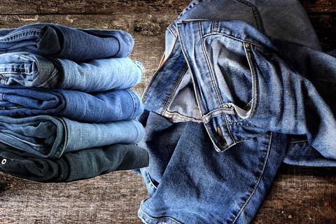 Jeans Uomo Donna Bambino