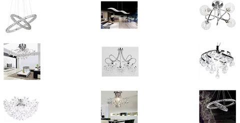 Lampadari Moderni Economici, Per Cucina, Salotto, Camera Da Letto