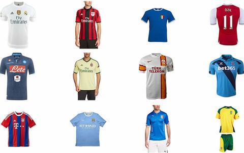 Maglie Squadra Calcio