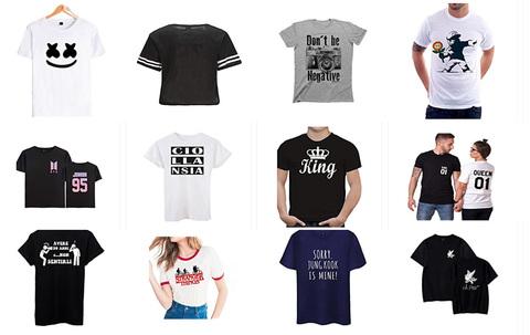 Dove Comprare Magliette Estive Online