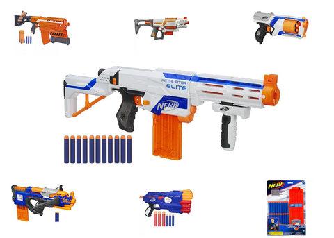 Pistole E Fucili Nerf