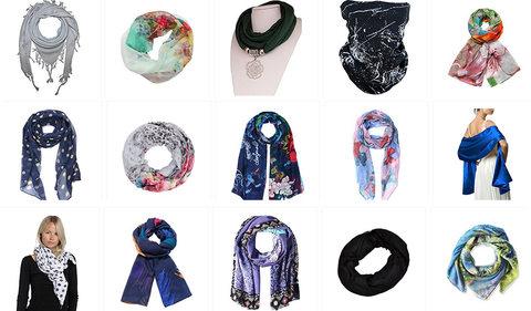 Abbigliamento Foulard, Scialli, Stole, Sciarpe