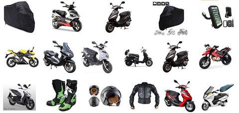 Moto Accessori E Scooter