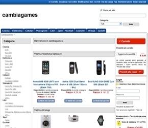 Shop Vendita Online