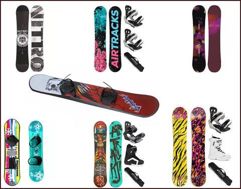 Tavole Snowboard Shop Online