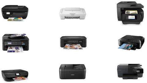 Stampanti A Getto D'inchiostro E Laser Per Casa O Ufficio