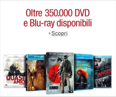 Vendita Online Video Dvd