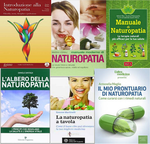 Naturopatia Libri Consigliati