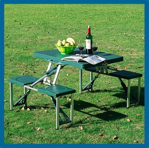 Tavoli Pieghevoli Per Campeggio
