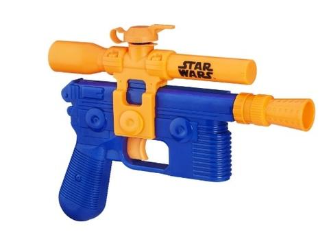 Pistola nerf star wars di han solo