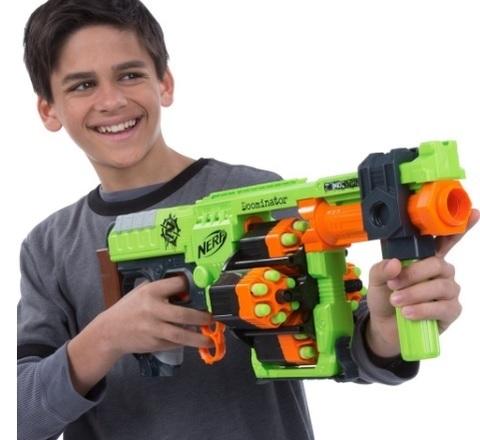 Fucile Zombie Giocattolo Nerf