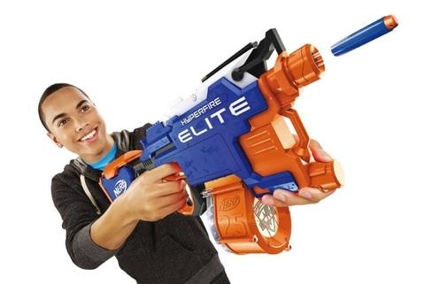 Fucile d'assalto giocattolo nerf