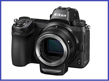 Nikon z6 adattatore