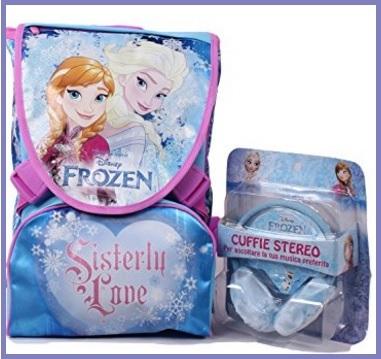 Pacchetto completo scuola di frozen