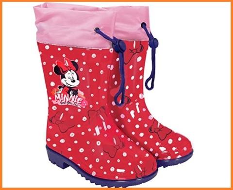 online store 6a437 9cfe7 Stivali per la pioggia di minnie disney | Grandi Sconti ...