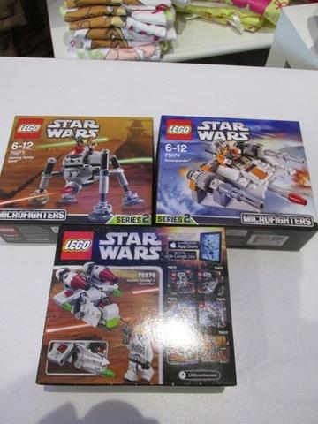 Lego star wars giochi