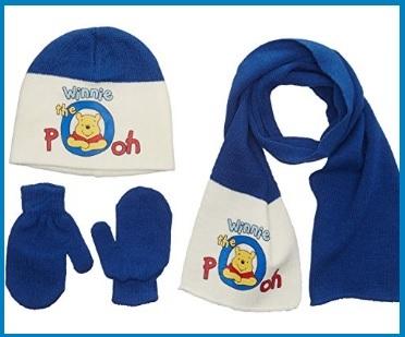 Cappellino e sciarpa per bambine