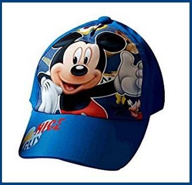 Cappellino estivo di topolino da baseball