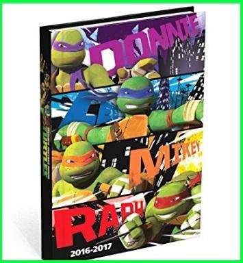 Diario per la scuola delle tartarughe ninja