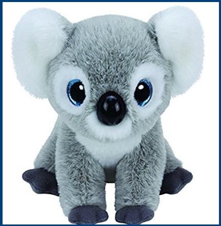 Peluche koala colorato