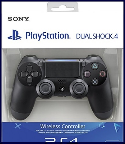 Playstation Dualshock Wireless Ps4 Nero