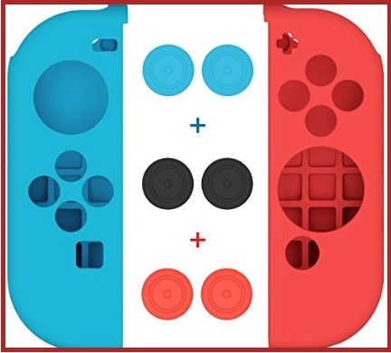 Controller Nintendo Switch Colorati