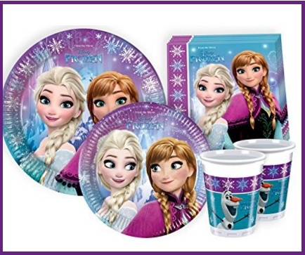 Kit di frozen per feste