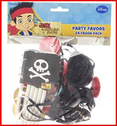 Accessori per feste di jake e i pirati