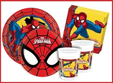 Accessori Per Festa Di Spider Man