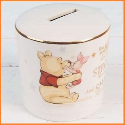 Salvadanaio In Ceramica Di Winnie The Pooh