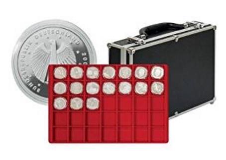Valigetta numismatica portamonete portatile