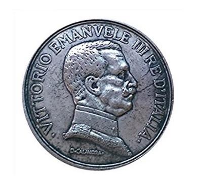 Moneta re vittorio emanuele iii savoia