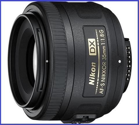 Obiettivo Nikon 35 Mm