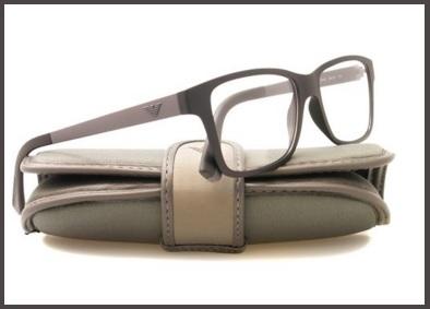 Montature occhiali da vista uomo emporio armani