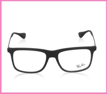 Occhiali montatura ray ban classici da donna grandi for Occhiali da sole montatura in legno