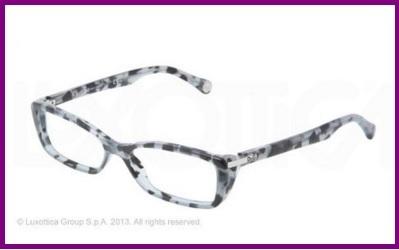 Montatura per occhiali da vista dolce & gabbana