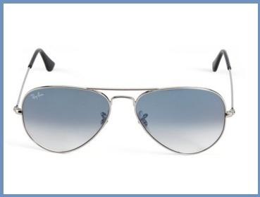 Ray ban occhiali da sole classici aviator