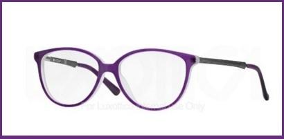Montatura occhiali da vista della vogue viola