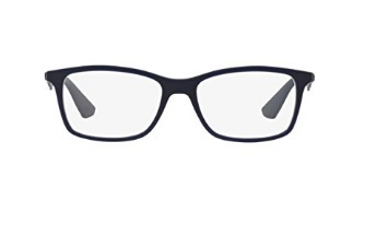 Occhiali da vista ray ban forma rettangolare uomo