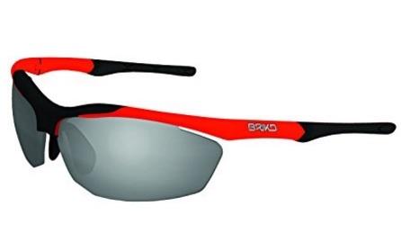 Occhiali bicolore e ottimi per praticare ciclismo