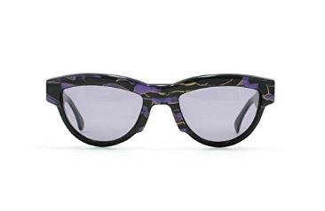 Alain mikli occhiali da sole donna black purple